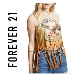 Forever 21 festival addict